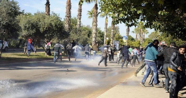 Akdeniz Üniversitesi'nde Roboski anmasına saldırı: 8 gözaltı