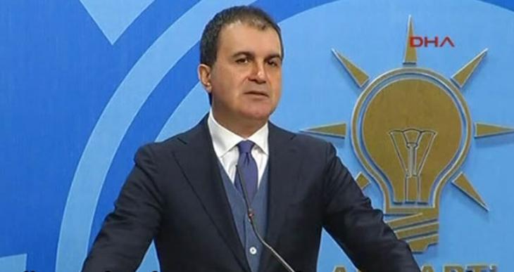 AKP Sözcüsü Çelik: Öz yönetim ilan ettim derseniz siyasi suikast girişimi olur