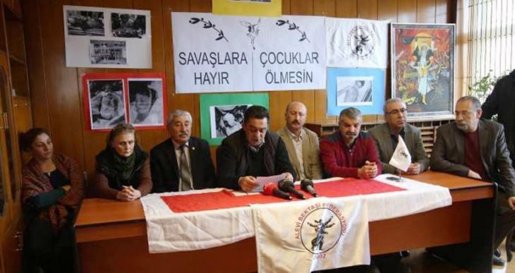 Aleviler: 'Çocuklar ölmesin' diye açlık grevindeyiz