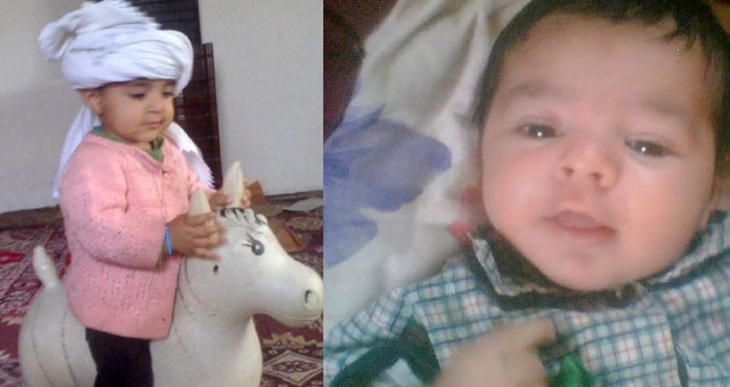 7 yaşındaki Zeynep ile kardeşi 2.5 yaşındaki Bilal yanan evde hayatını kaybetti
