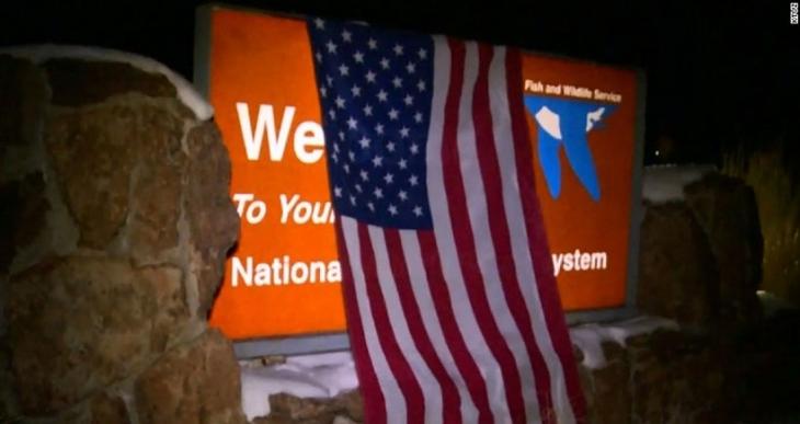 ABD'de silahlı protestocular kamu binasını işgal etti