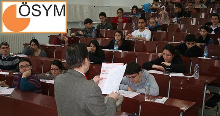 YGS başvuruları yarın başlıyor; sınav 13 Mart'ta