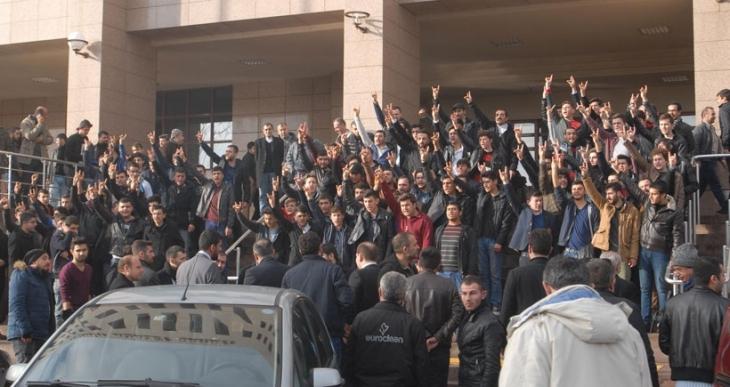 Çakıroğlu davasının ikinci duruşması kapalı başladı