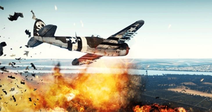 Onlıne II. Dünya Savaşı oyunu: WAR THUNDER