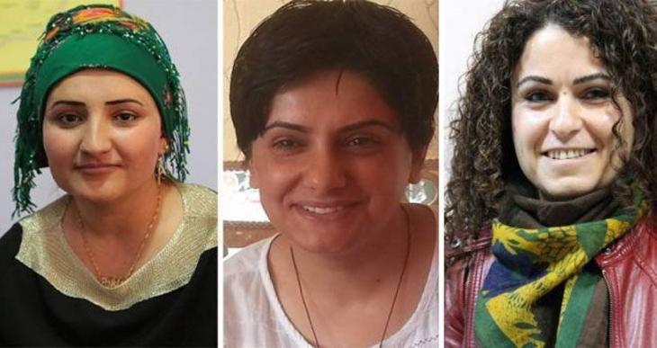 EMEP'ten 3 Kürt kadın siyasetçinin ölümüne tepki: Korku duvarını yıkıp birleşme zamanı