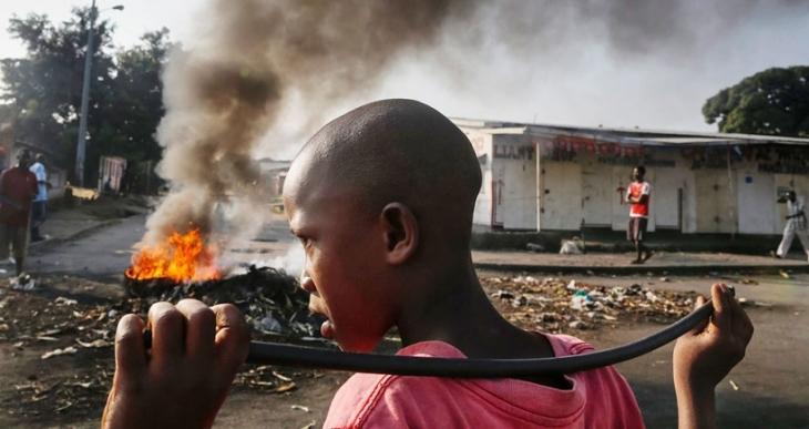 Burundi'de işkence, gözaltı, kayıp