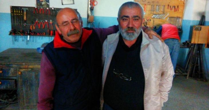 Elazığ Sanayi Sitesi'nin iki kıdemlisiyle konuştuk: Ustalığın yolu 10 yıl kölelikten geçiyor