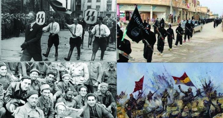 Geçmişten bugüne İslamcı, Demokrat ve Nazi uluslararası birlikleri