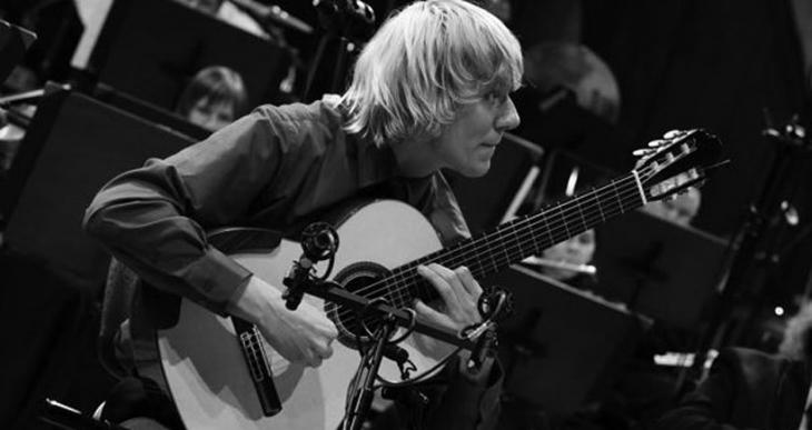 Gitarın ustaları İstanbul'da