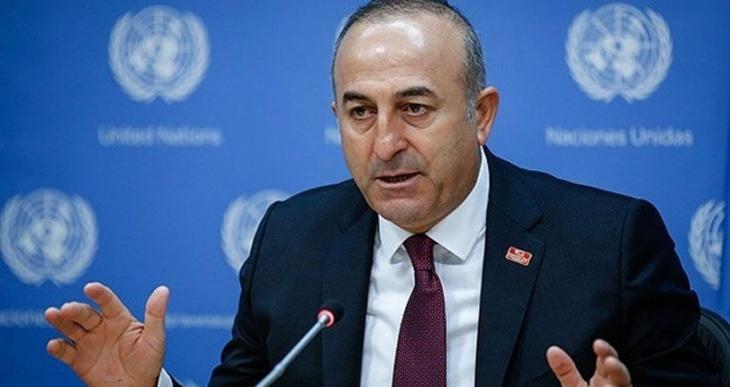 Çavuşoğlu IŞİD ile PYD'yi aynı görüyor