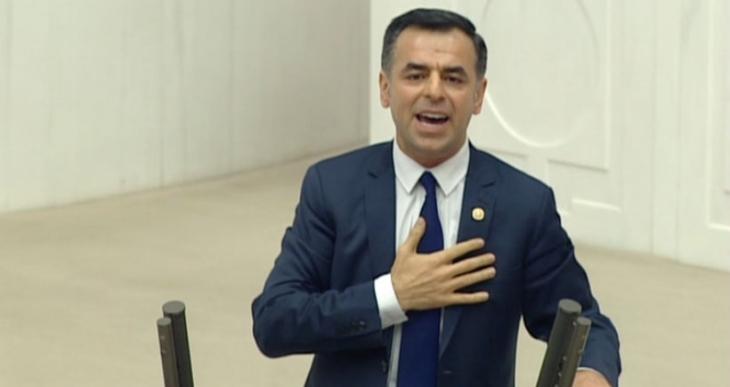 Mecliste 'çocukların ölümüne sevinen zavallılar' tartışması