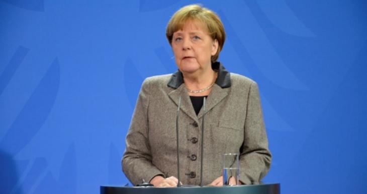 Merkel: 8 vatandaşımız İstanbul gezisinden dönemeyecek