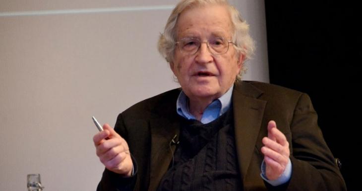 Chomsky, Erdoğan'ın davetine yanıt verdi