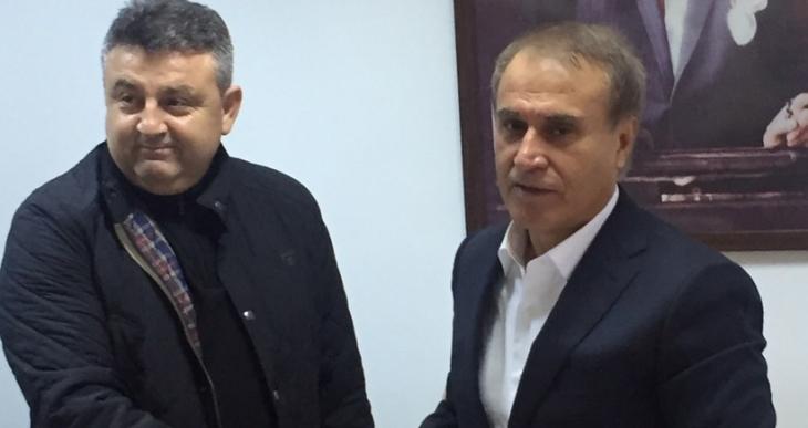 Nurullah Sağlam da Mersin İdmanyurdu'ndan istifa etti