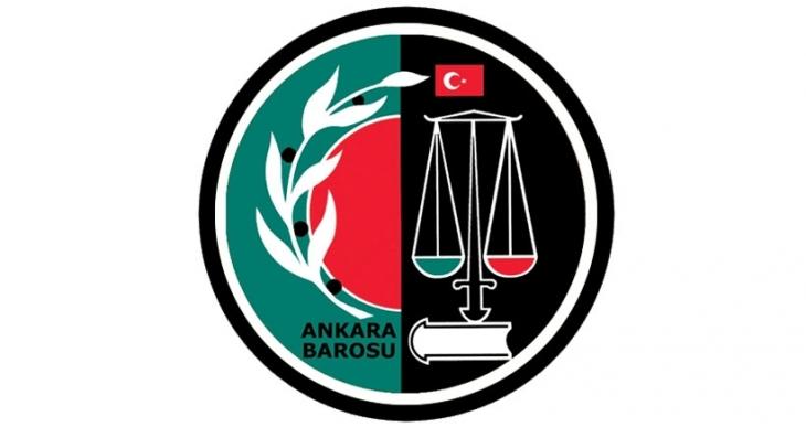 Ankara Barosu'ndan akademisyenlere destek: İfade özgürlüğü evrensel bir haktır