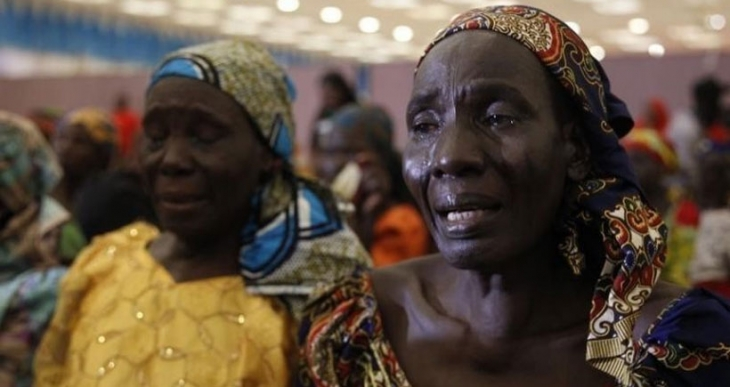 Nijeryalı aileler 600 gündür bekliyor