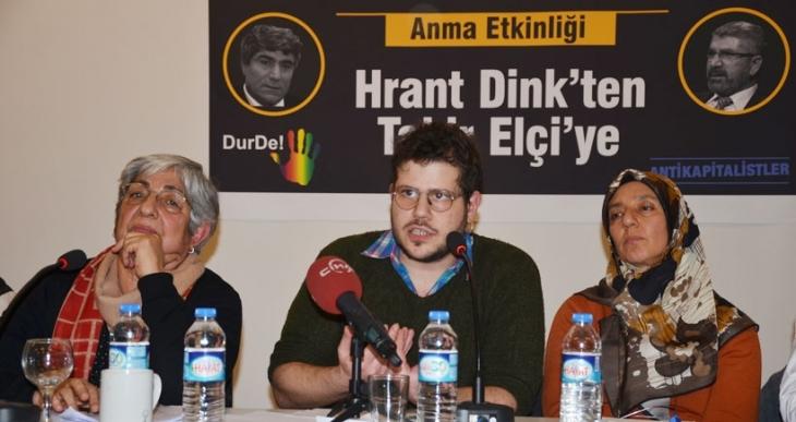 Hrant Dink avukatı Çetin: Dink cinayeti bir takım çatışmaların aracı kılındı
