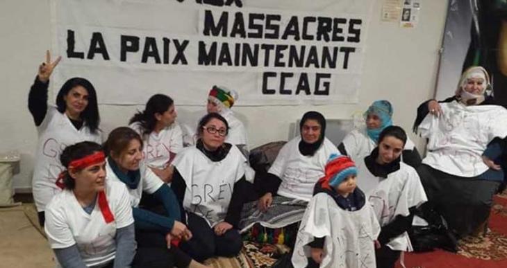 Fransa'daki Aleviler, barış için açlık grevine başladı