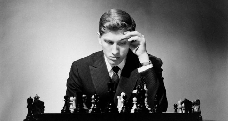 64 karede huzur arayan efsane:  Bobby Fischer