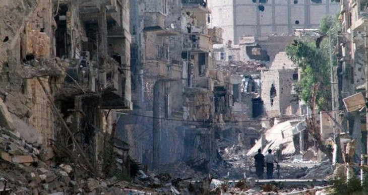 Suriye'de IŞİD katliamı: 300 sivil öldürüldü
