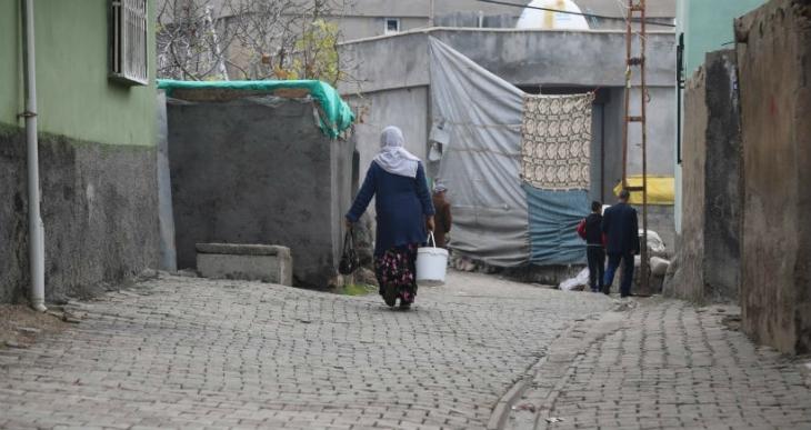 Silopi'deki sokağa çıkma yasağı gündüz kalktı, akşamları sürecek