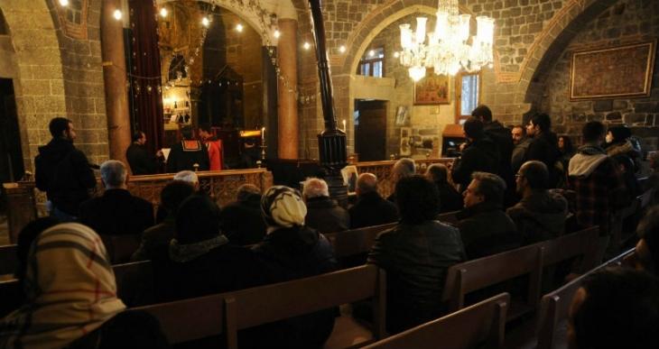 Diyarbakır'ın son Ermenilerinden Apê Sıtkı uğurlandı