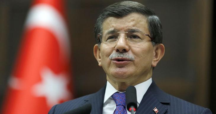 Davutoğlu: Şırnak'ı Cizre'ye, Hakkari'yi Yüksekova'ya taşıyacağız