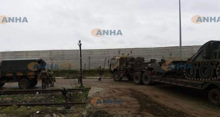'Türk ordusu Cerablus'a girdi' iddiası