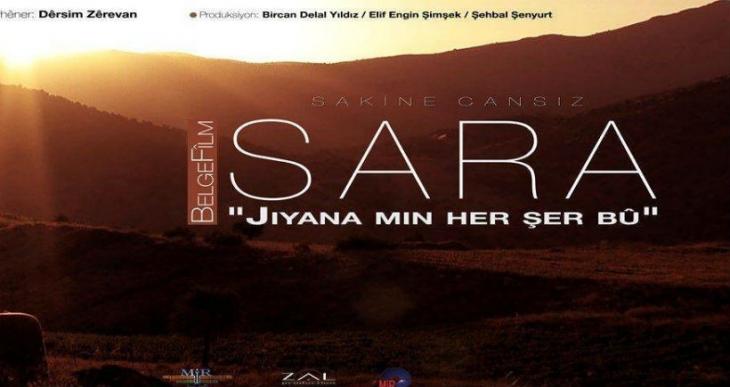 Sakine Cansız'ı anlatan 'Sara'nın gösterimine ikinci engel