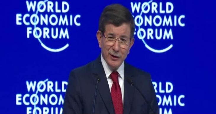 Davutoğlu: PYD masaya oturmak istiyorsa Esad'ın yanına otursun