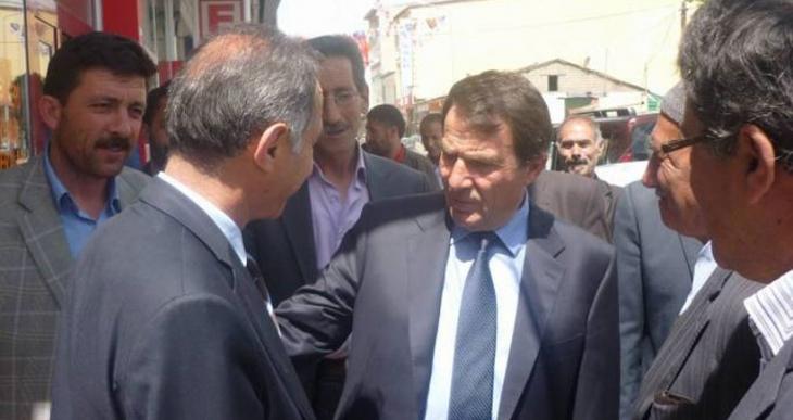 HDP'li eski milletvekili Halil Aksoy tutuklandı