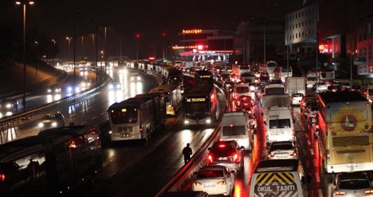 İstanbul'da 2 gün boyunca kullanılamayacak yollar