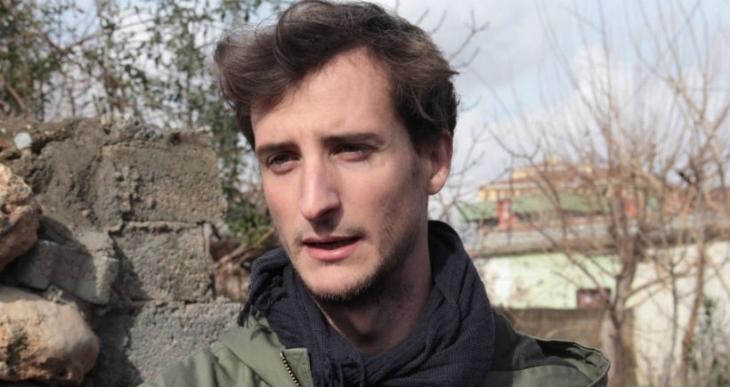 Silopi'ye gelen Fransız gazeteci: Avrupa ve AİHM katliama göz yumuyor