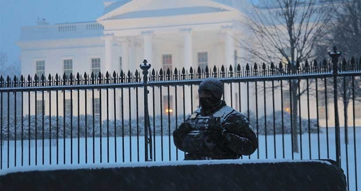 ABD'de kar fırtınası: 11 eyalette acil durum ilan edildi