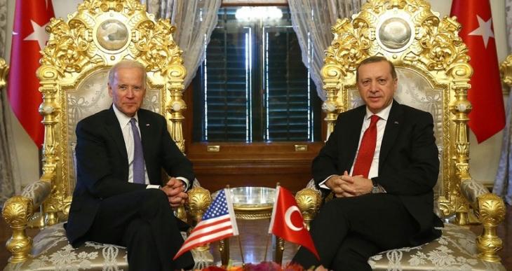 Biden Erdoğan'a diyalog çağrısı yaptı