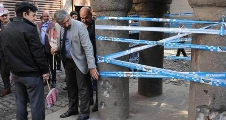 Tahir Elçi: Öleceksem 4 Ayaklı Minare'in altında öleyim