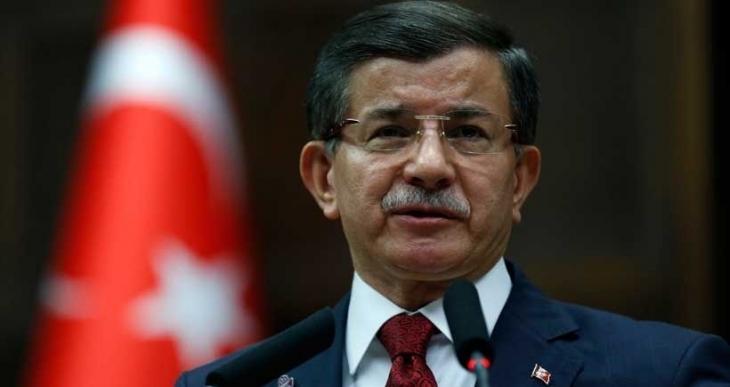 Davutoğlu: Masada PYD değil Suriyeli Kürtler olmalı!
