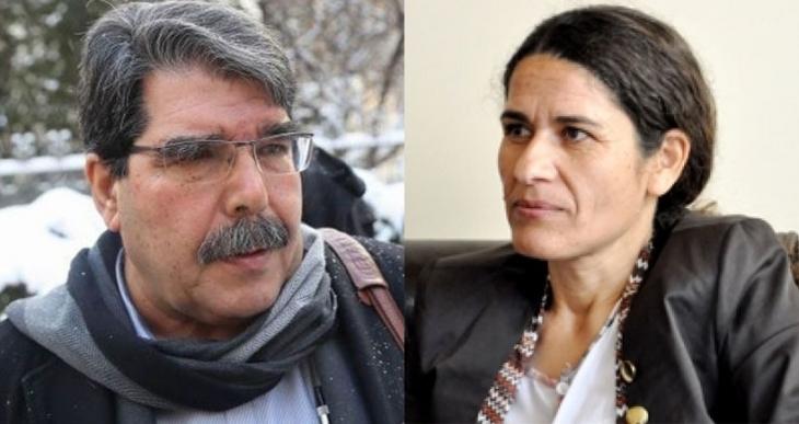 MSD Eş Başkanı İlham Ehmed:  Türkiye, dünyayı IŞİD ile tehdit etti