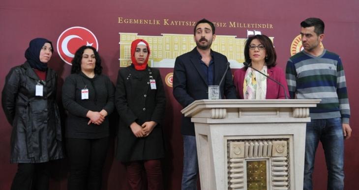 CP işçileri Mecliste: Haklarımızı geri istiyoruz