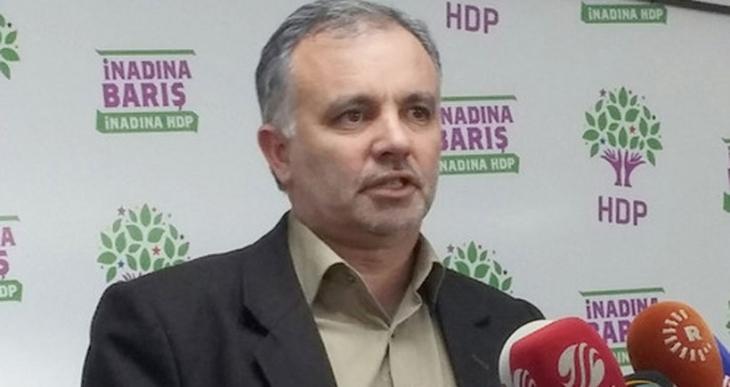HDP Parti Sözcüsü Ayhan Bilgen: Karar, suça teşvik demek