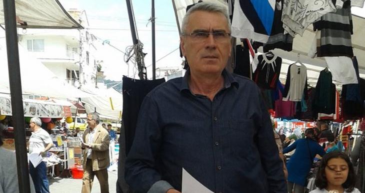 Susurluk'ta hedef gösterilen gazetecinin aracı kundaklandı