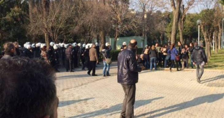 Grup Yorum konserine polis saldırısı