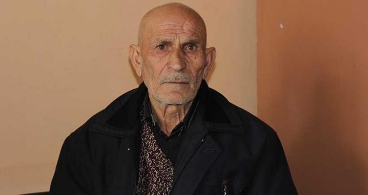 Baba Aygün: İkinci kez cenaze kaldırdım