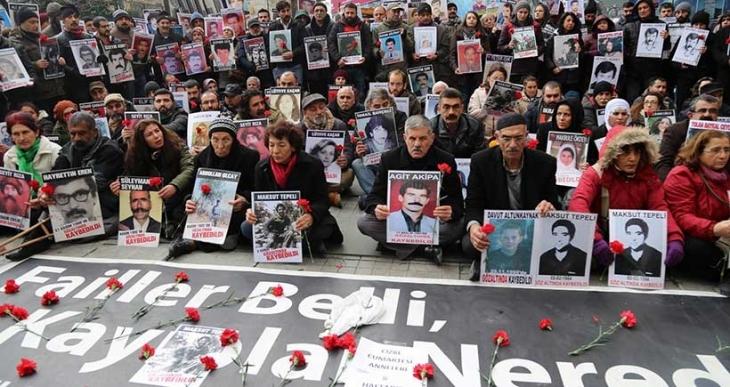 Cumartesi Anneleri: 'Master' değil 'Kürt halkını bastır' planı