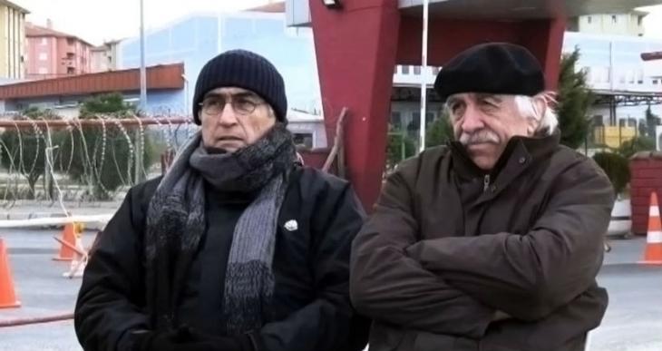 Umut Nöbeti'ni Cengiz Çandar ve Hasan Cemal tuttu