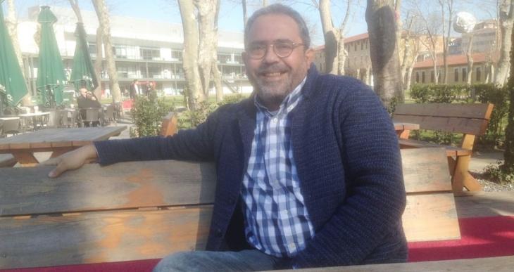 Barış için imza atan Murat Özbank: Korkup sustukça, korktuğumuz başımıza gelir