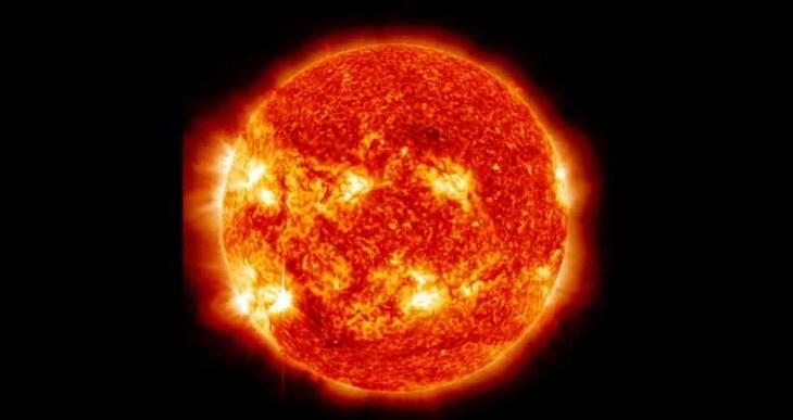 Güneş Ne Kadar Sıcak?