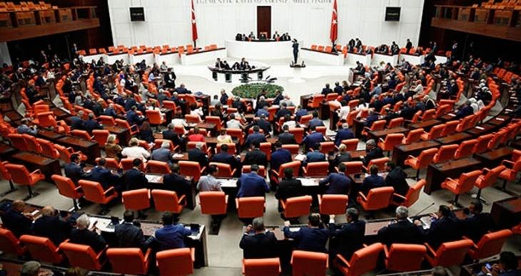 CHP'li Kazım Arslan: Kürdistan kelimesi kullanılarak Meclise hakaret edildi
