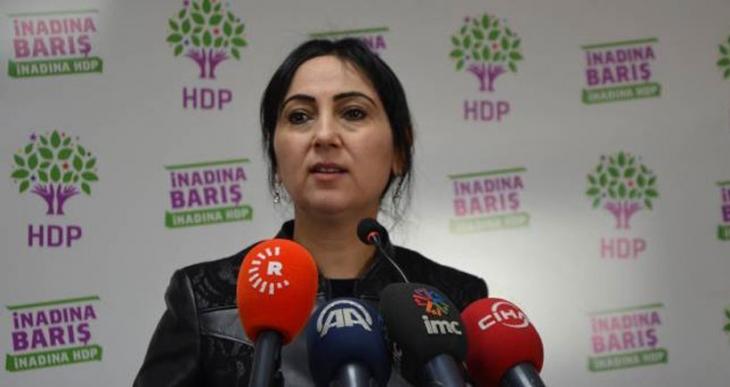 Yüksekdağ: Vahşet bodrumunda AKP ve Saray karanlığa gömüldü