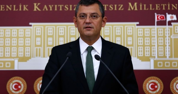 CHP Grup Başkanvekili Özel: PYD'nin terör örgütü olmadığı gibi bir tanımlama yapmamız mümkün değildir